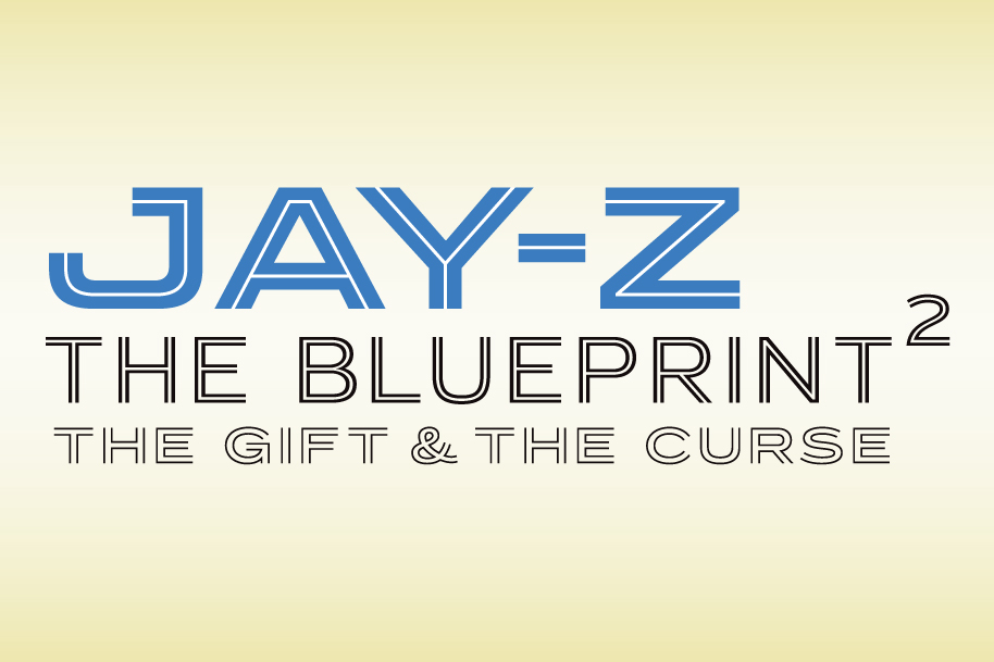 Type and identity jay z the blueprint 2 the gift the curse logo malvernweather Images
